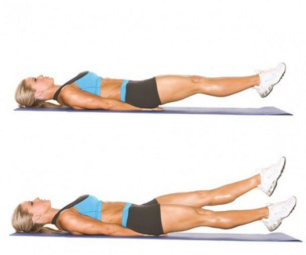 Os 10 Exercicios Para Perder Barriga Em Casa Exercicio Para