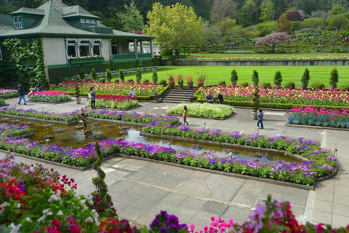 The Butchart Gardens | Victoria BC Attractions | National ...