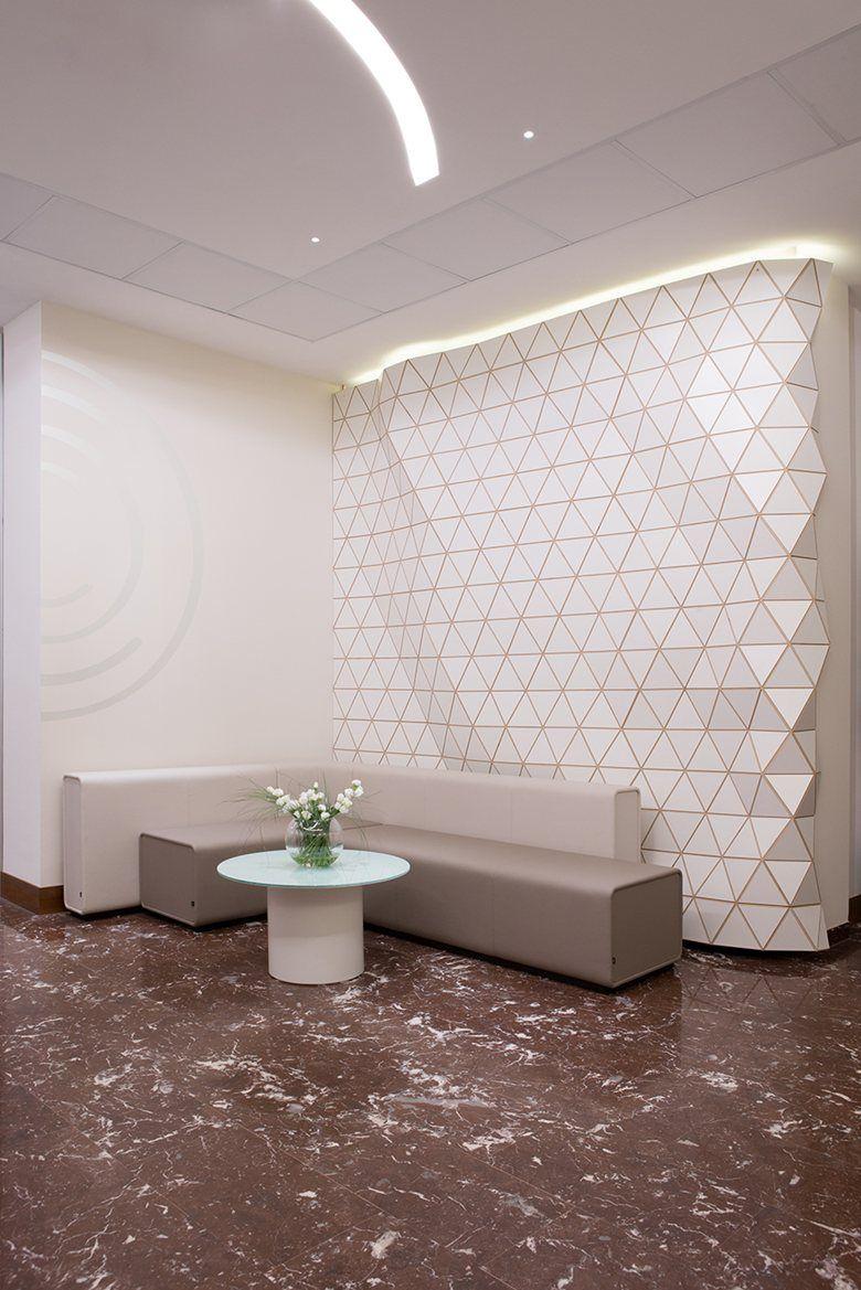 COLUMBUS PRIVATE CLINIC, Milan, Italy Healthcare Design … | Pinteres…