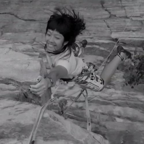 13 Year Old Ashima Shiraishi Is A Rock Climbing Phenom Rock