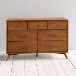 Mercury Row Posner 6 Drawer Double Dresser Reviews Wayfair In 2020 7 Drawer Dresser Furniture Dresser Drawers