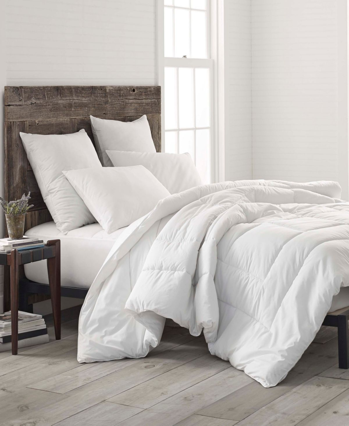 Photo of EcoPure Pure + Simple Full/Queen Comforter & Reviews – Comforters – Bed & Bath – Macy's