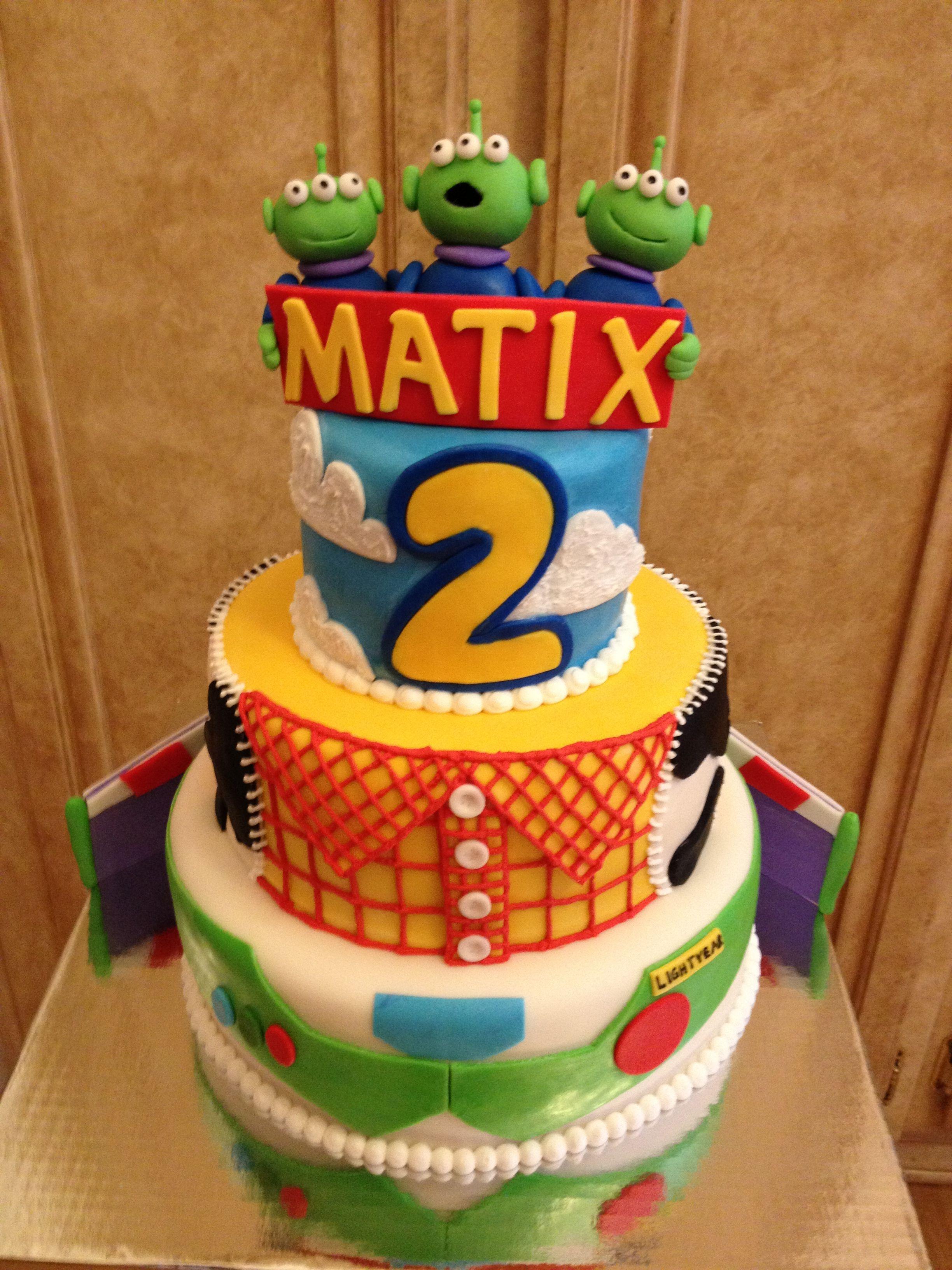 Toy Story Birthday Cake Facebook Cakeitorleaveitcakesbymarianne