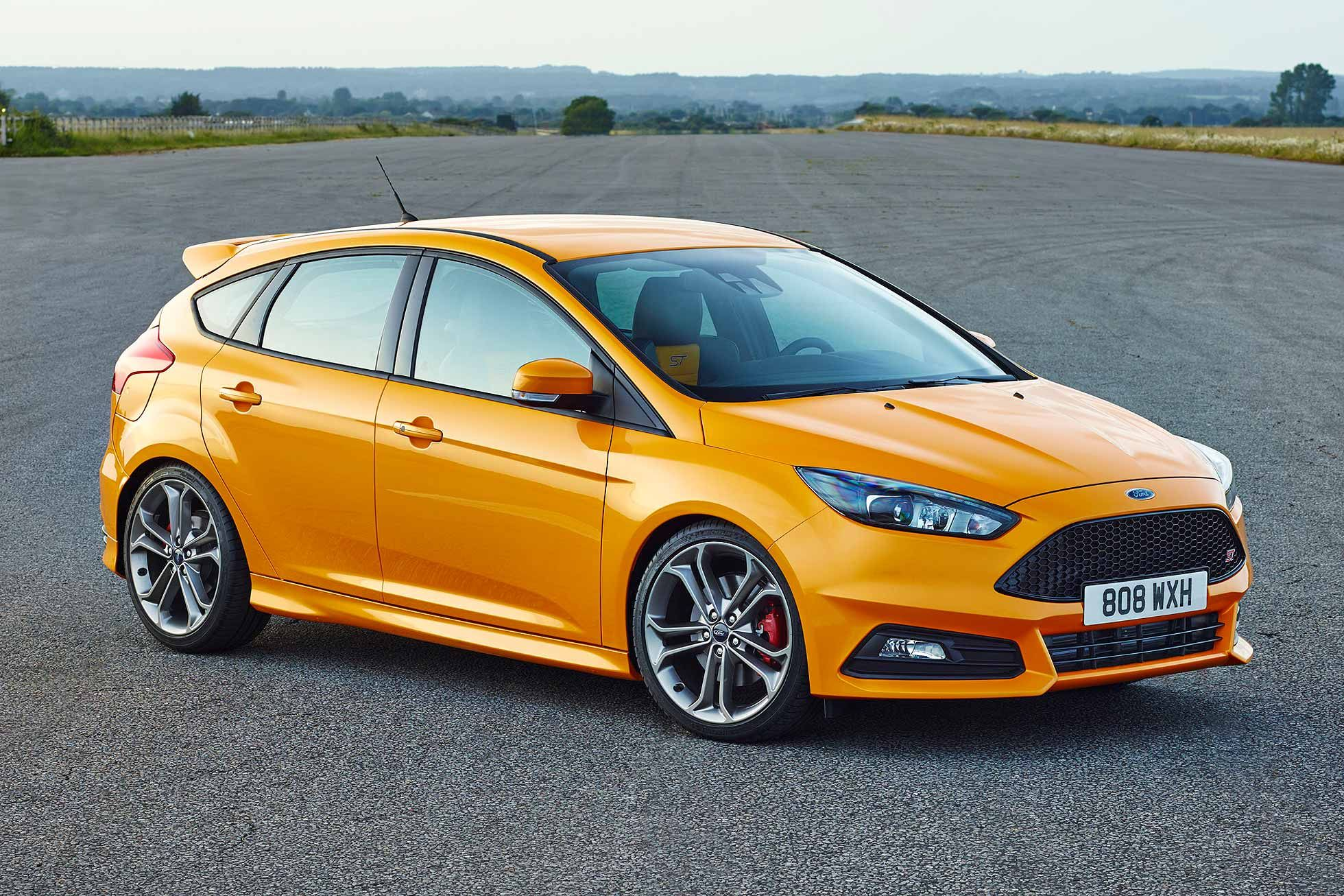 2015 Ford Focus St To Deliver 275 Hp With Mountune Upgrade Car