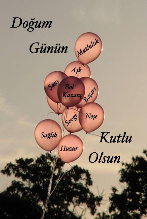 Nuray Durak Adli Kullanicinin Dogum Gunu Geburtstag Panosundaki Pin Balonlar Soyut Fotografcilik Arkaplan Tasarimlari