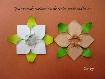 Pin by jayashree honap on origami pinterest origami tutorials origami flowers diy flowers leaves plants mightylinksfo