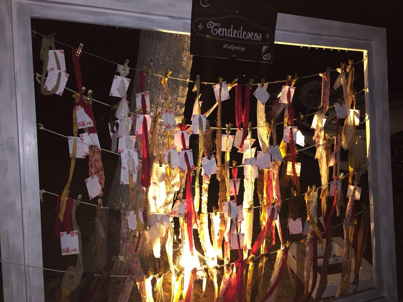 #tendedeseos un deseo en una forma diferente idea original de #claudiasaldana