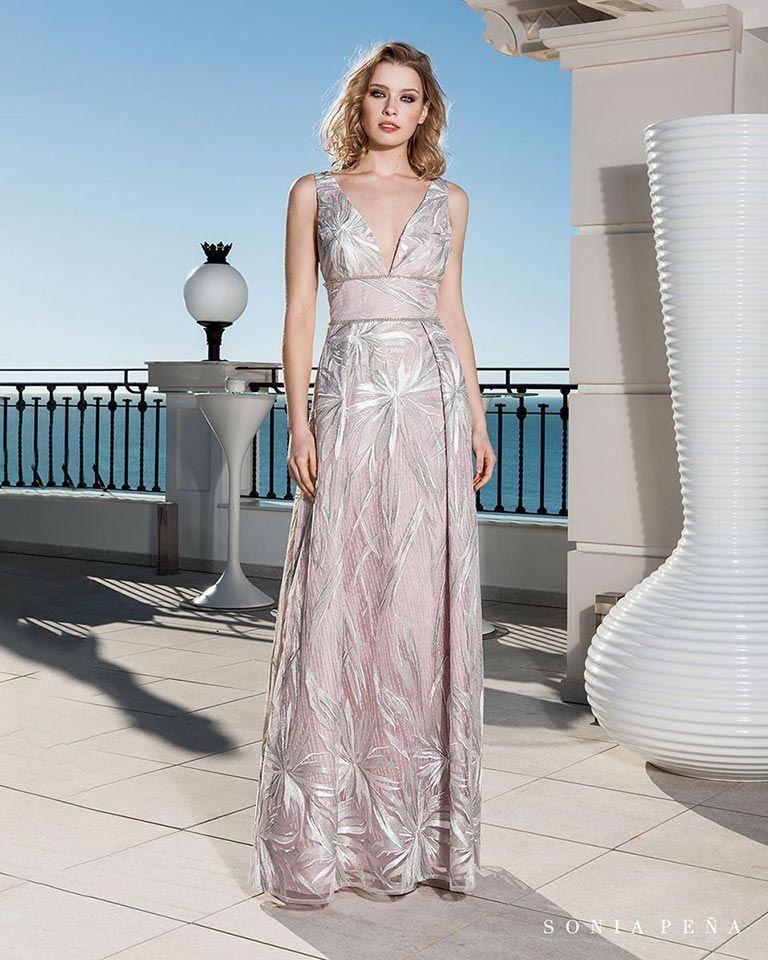 Vestidos para bodas primavera 2019