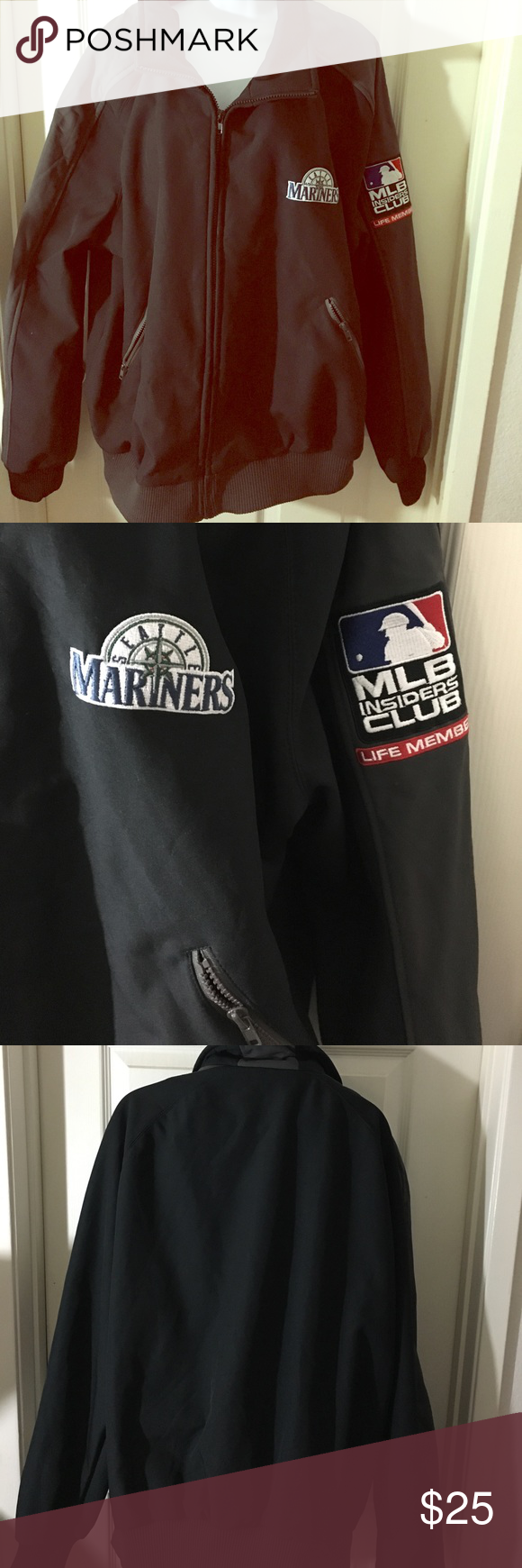 XXXL Mariner Jacket Seattle Mariner Jacket New XXXL MLB Jackets & Coats Bomber & Varsity