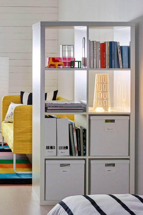 Kallax Series Storage Cubes Craft Storage Ideas For Small Spaces Storage Ikea
