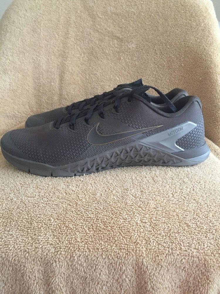 d90eb9a58 NIKE METCON 4 VIKING QUEST PEWTER WEIGHT TRAINING SHOES MEN'S SIZE ...