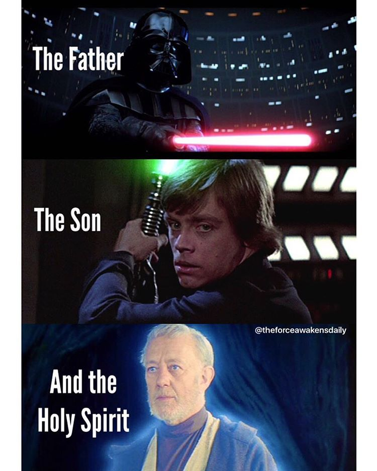 Instagram Photo By Star Wars May 5 2016 At 10 16pm Utc Star Wars Star Wars Memes Star War 3