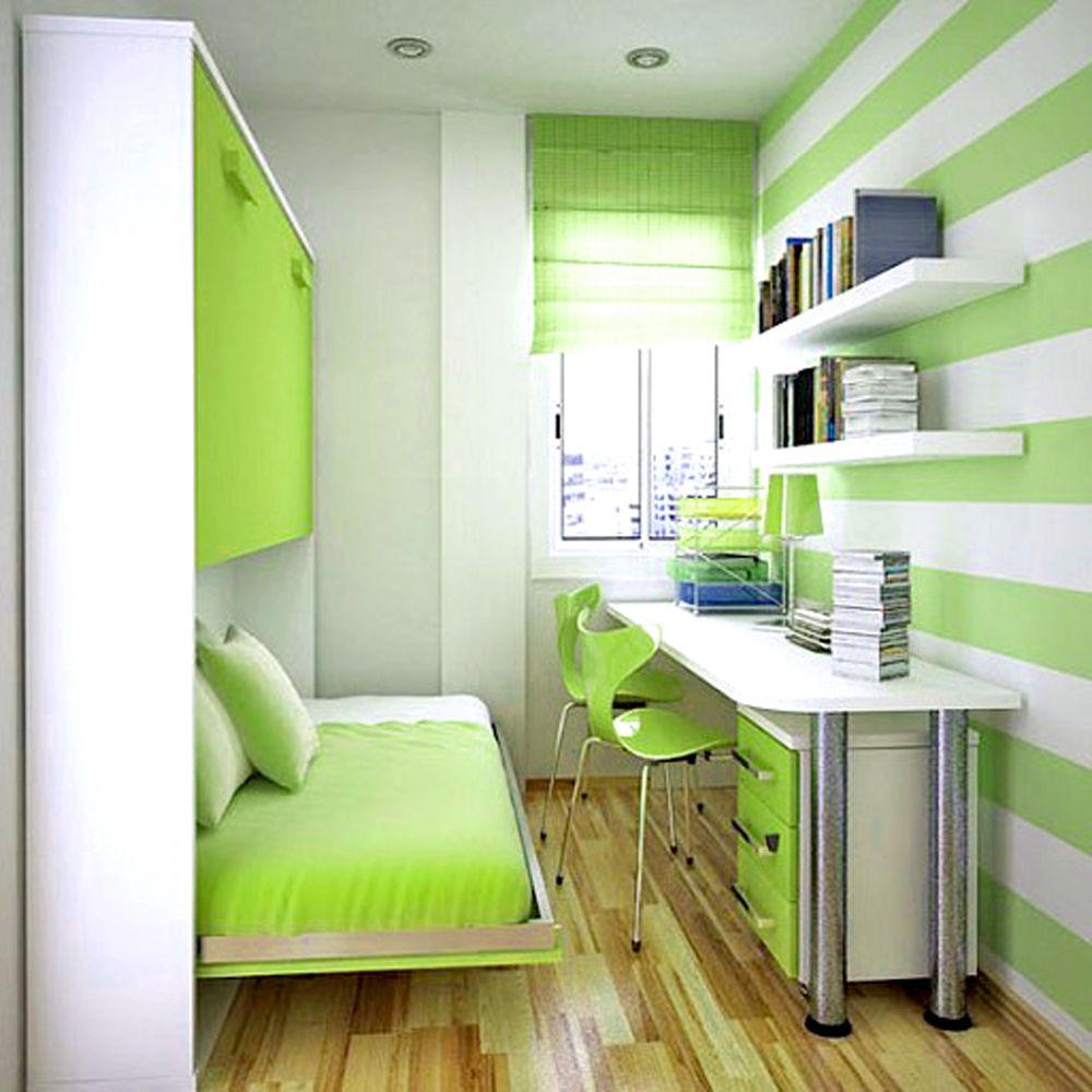 50 desain kamar tidur kecil yang unik sederhana | desain kamar