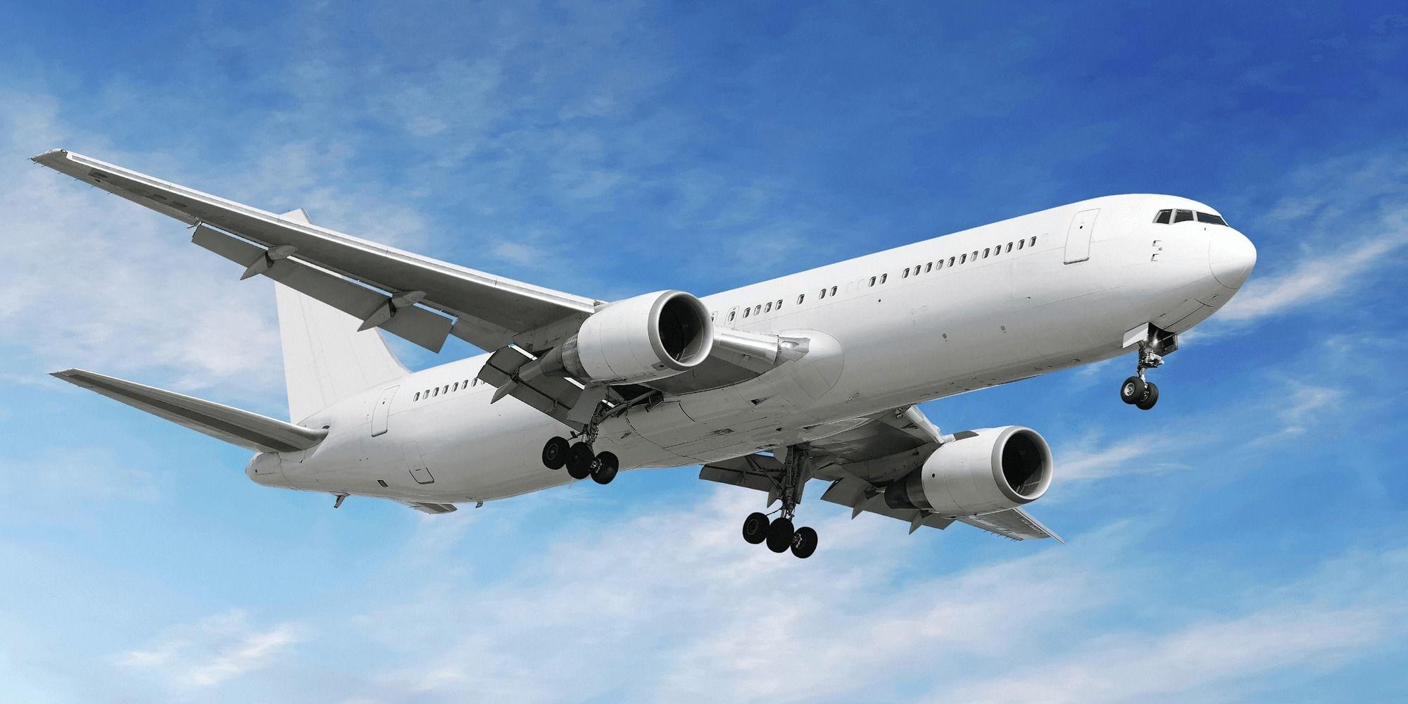 Boeing Business Jet Cancelled flight, Airline flights