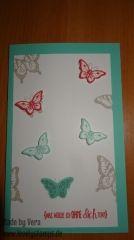 Schmetterlinge Butterflys Stampin' Up! #SU
