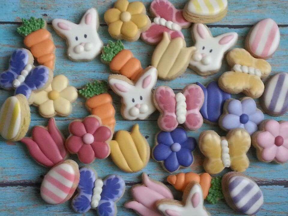 Jenny Kirk Pichardo: Easter minis.