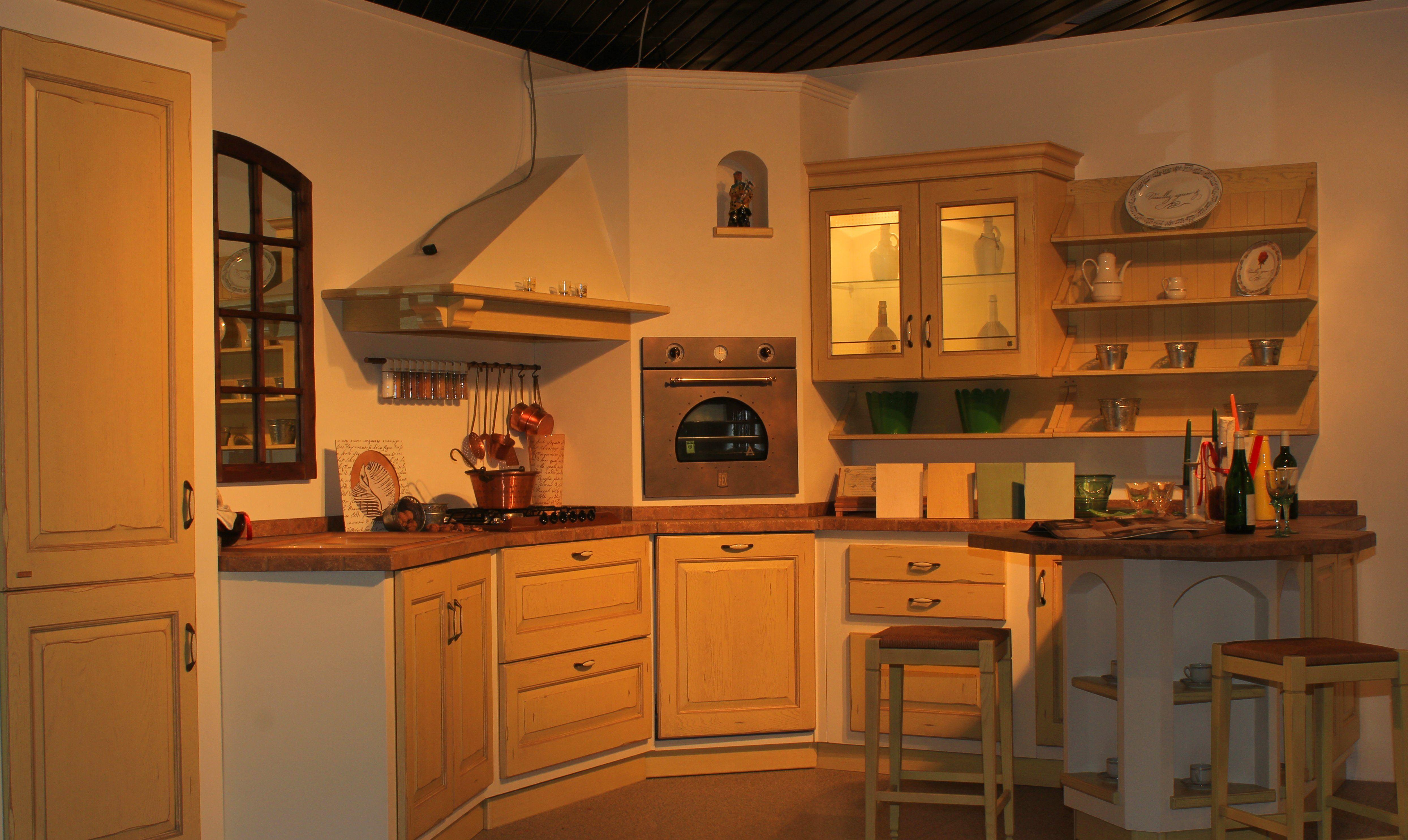 Cucina Ciliegio E Panna cucina scavolini ciliegio