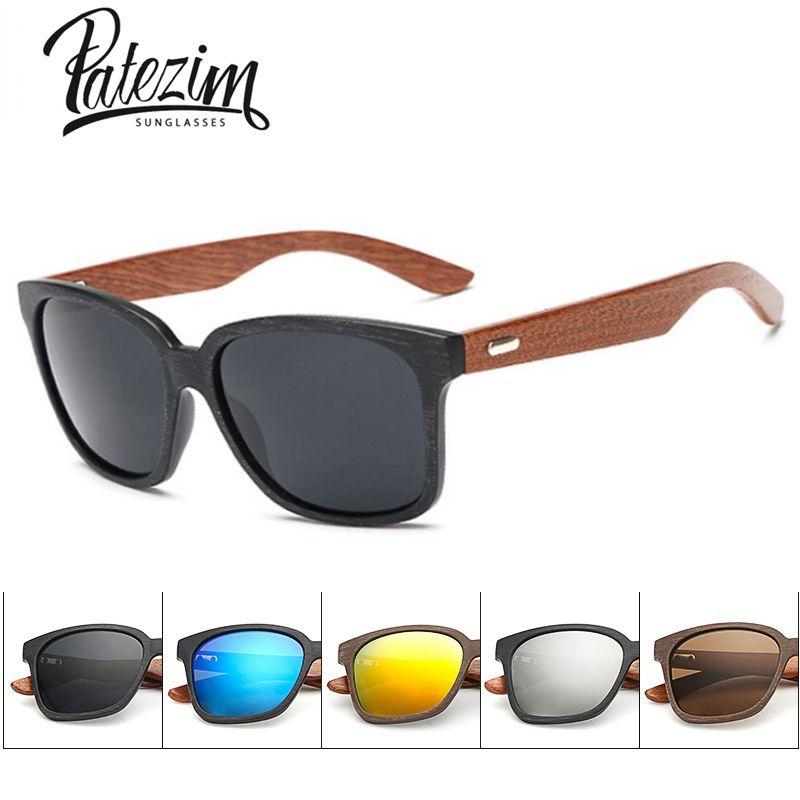2016 Rayos Diseñador de Los Hombres Gafas de Marco Gafas de Sol ...