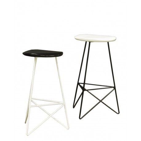 Bar Stool - в актуальных цветах. Лаконичные и невесомые, как стильный аксессуар и полезная мебель.