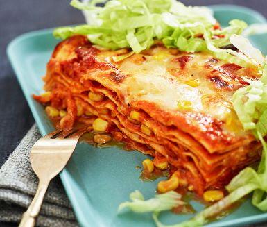 tomatsås till lasagne