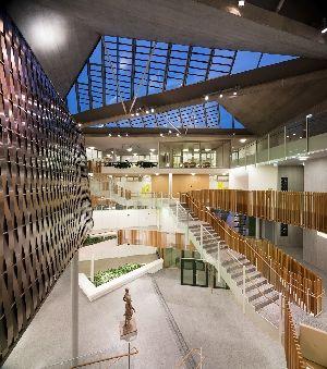 Behnisch architekten behnisch architekten stuttgart m nchen boston pinterest - Behnisch architekten boston ...