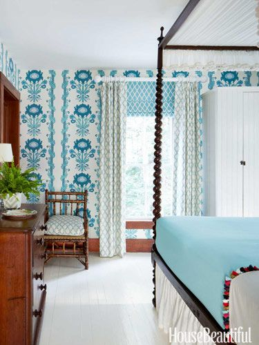 Layers Of Pattern And Colors White Rooms Home Beautiful Bedrooms