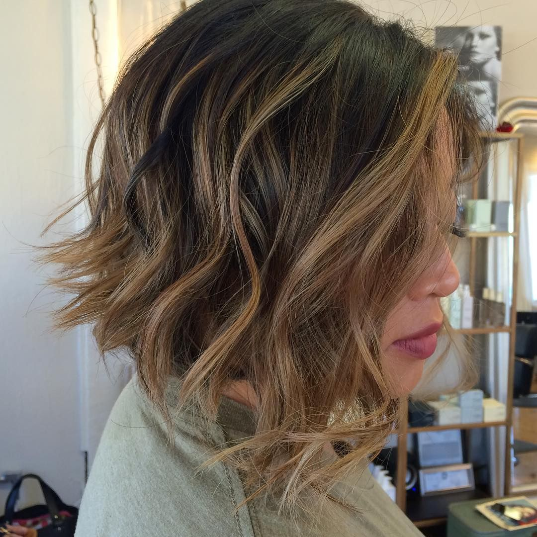 50 Gorgeous Balayage Short Hair Ideas Natural Looking Gradients