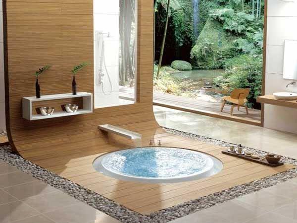 20 Salles De Bain Zen Qui Donnent Des Idées Déco | Salle De Bain