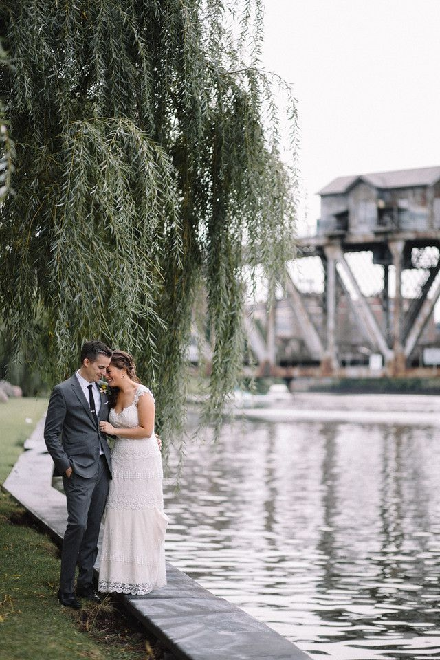 Jaclyn Simpson Photography Ping Tom Park Wedding Chicago