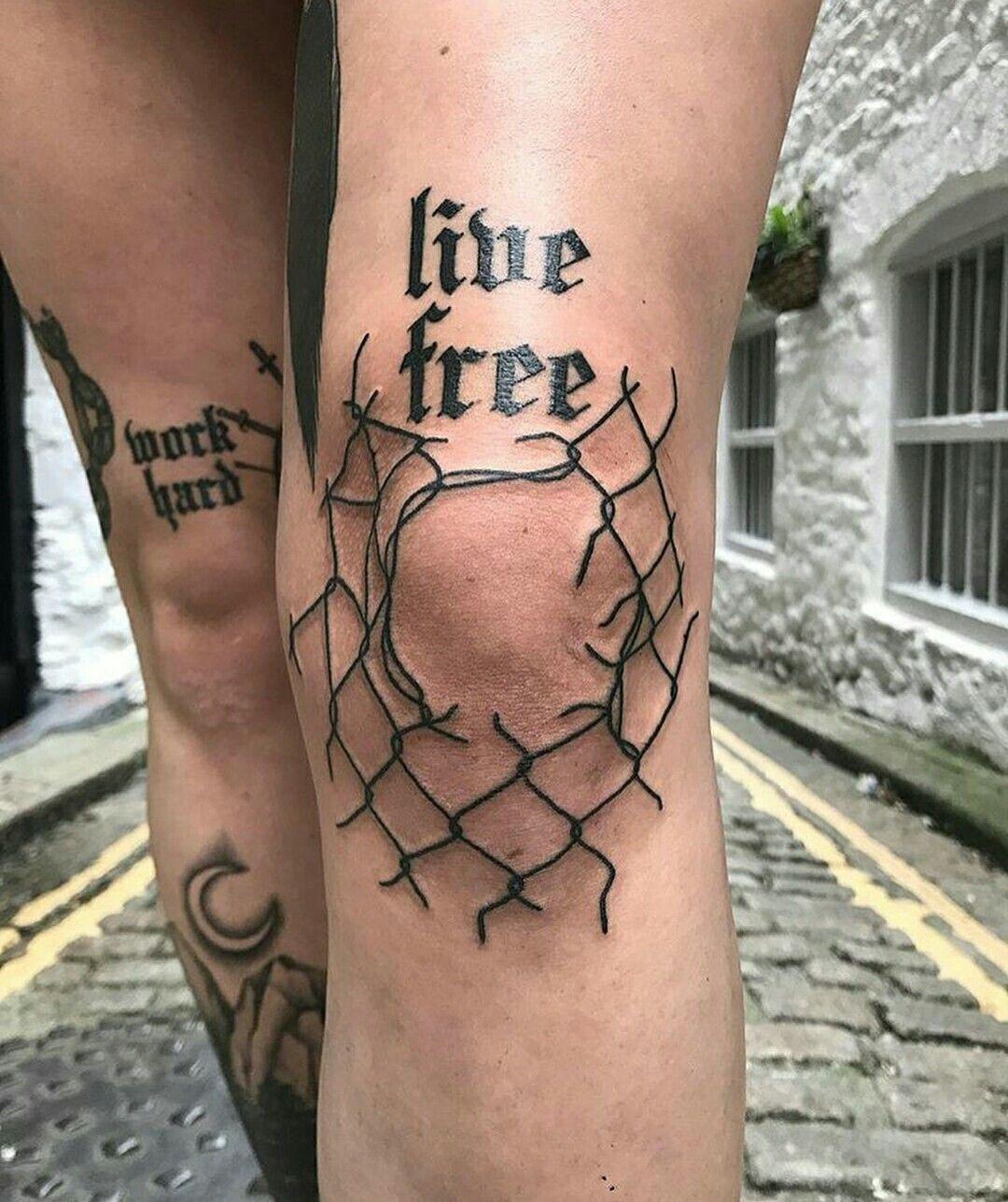 Pin De Daniela Silva Em Art Tatuagem No Joelho Inspiracao Para Tatuagem E Ideias De Tatuagens