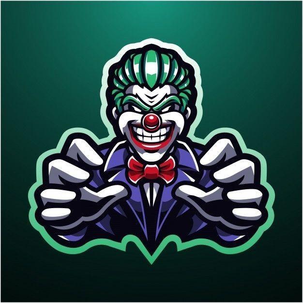 Pubg Mobile Esports Free Logos Gareena Free Fire Esports Free Logos Download Png Gaming Logos Gam Joker Logo Clown Illustration Mascot