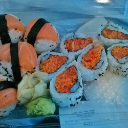 teardrop shaped sushi - Yahoo Image Search Results