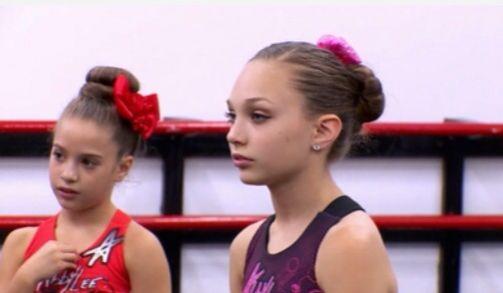 Mackenzie Ziegler and Maddie Ziegler Season 4.5 Episode 28 Another One Bites the Dust