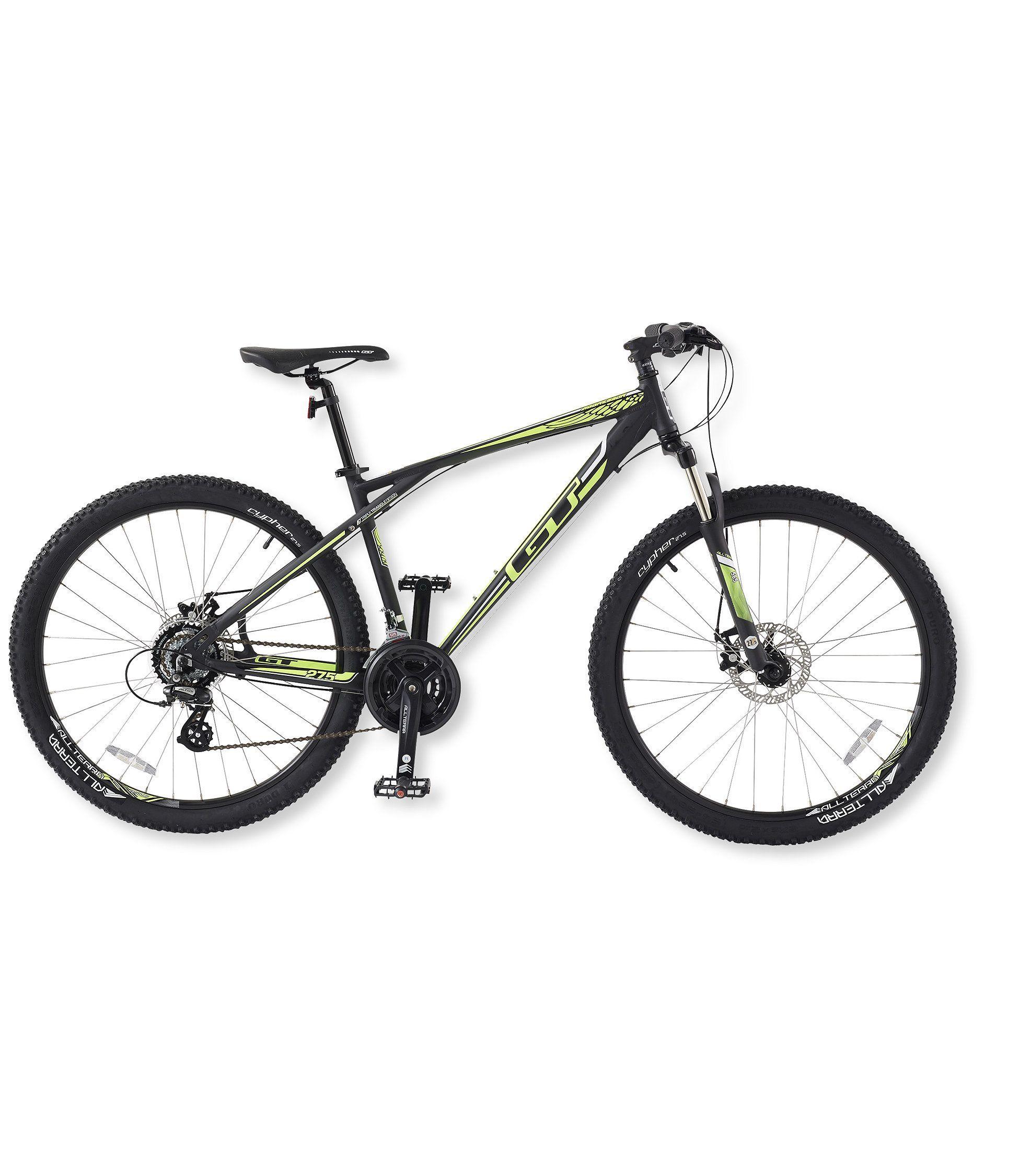 Men S Gt Aggressor Comp Mountain Bike 29er Mountain Bikes