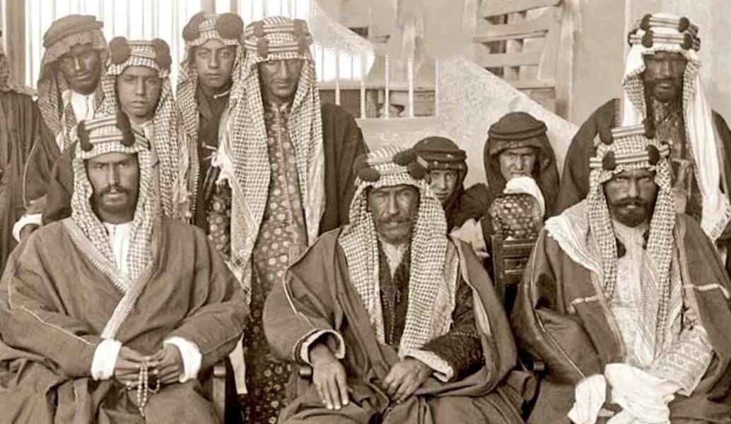 Sheikh Mubarak Al Sabah Vintage Romance Rare Pictures Face Art