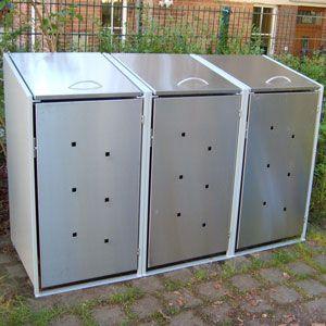 Mulltonnenbox Moderne In 2020 Mulltonnenbox Mulltonnenverkleidung Modern