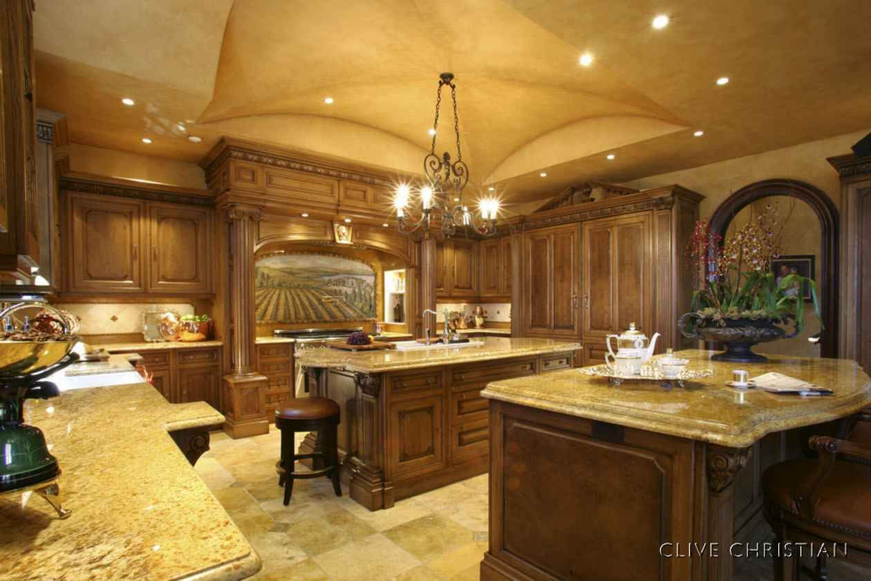 Kitchen Model Homes Pictures | Kitchen Design By Clive Christian 1 Luxury  Home Design Kitchen Design .