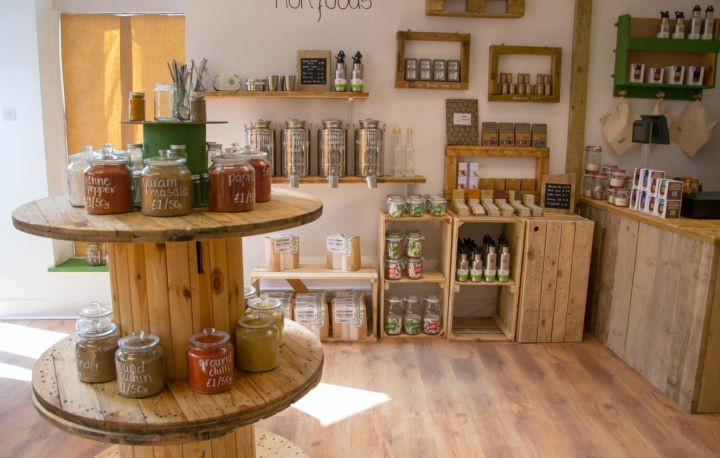 100+ Best Zero Waste Stores in UK