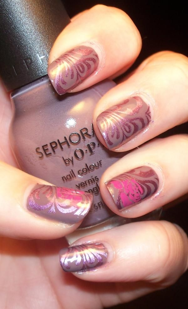 nail designs | Nails/makeup | Pinterest | Stamping nail art, Makeup ...