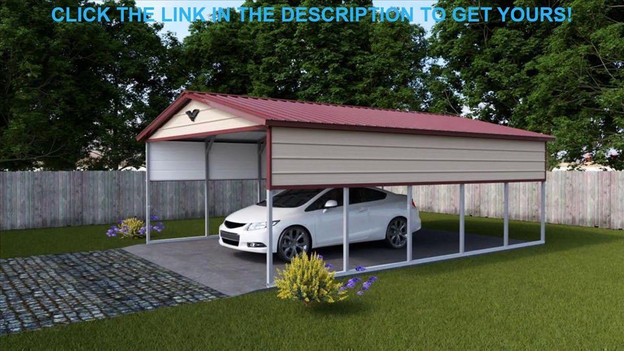 Cheap Carports Carport Garage Portable Carport Diy Carport Palram Carport Wood Carport House C Carport In 2020 Diy Carport Portable Carport Carport Garage