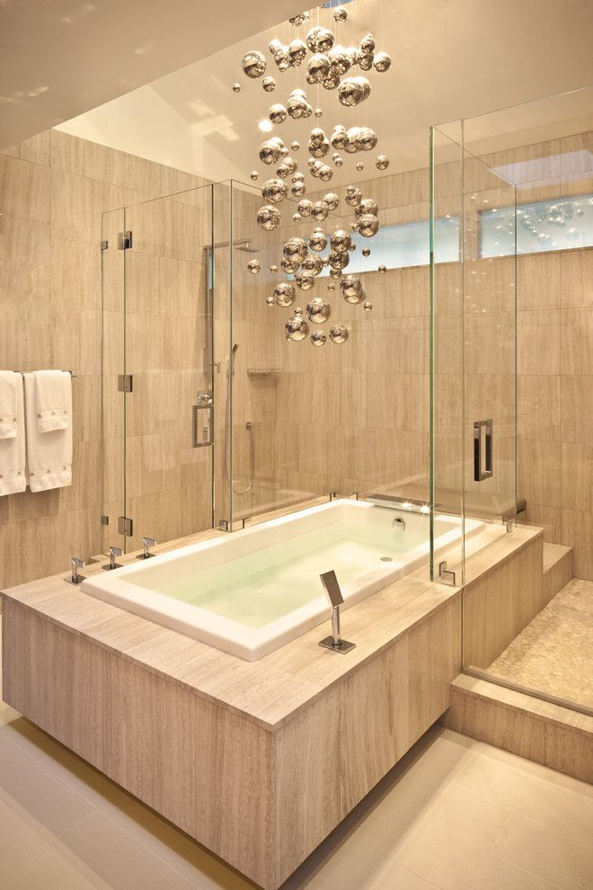 light over tub possini lighting deck mount faucet chandeliers in ba ...