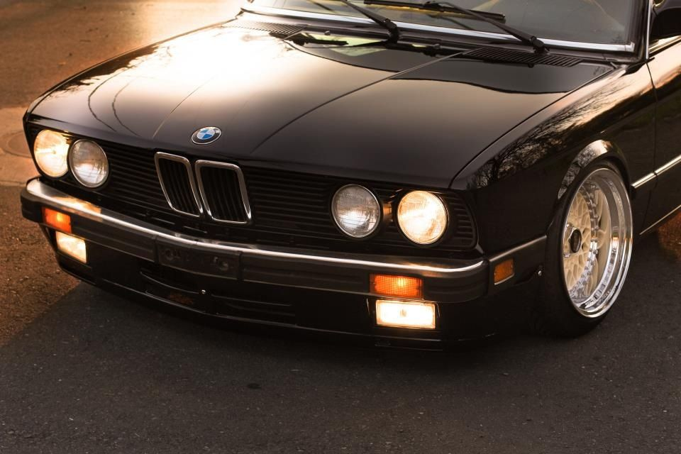 1981 Bmw 525i E28 Related Infomation Specifications