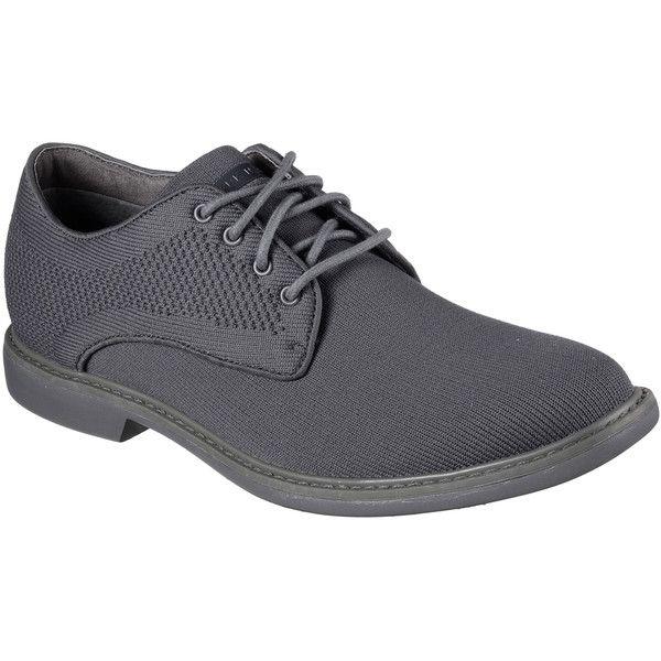 Mens grey dress shoes
