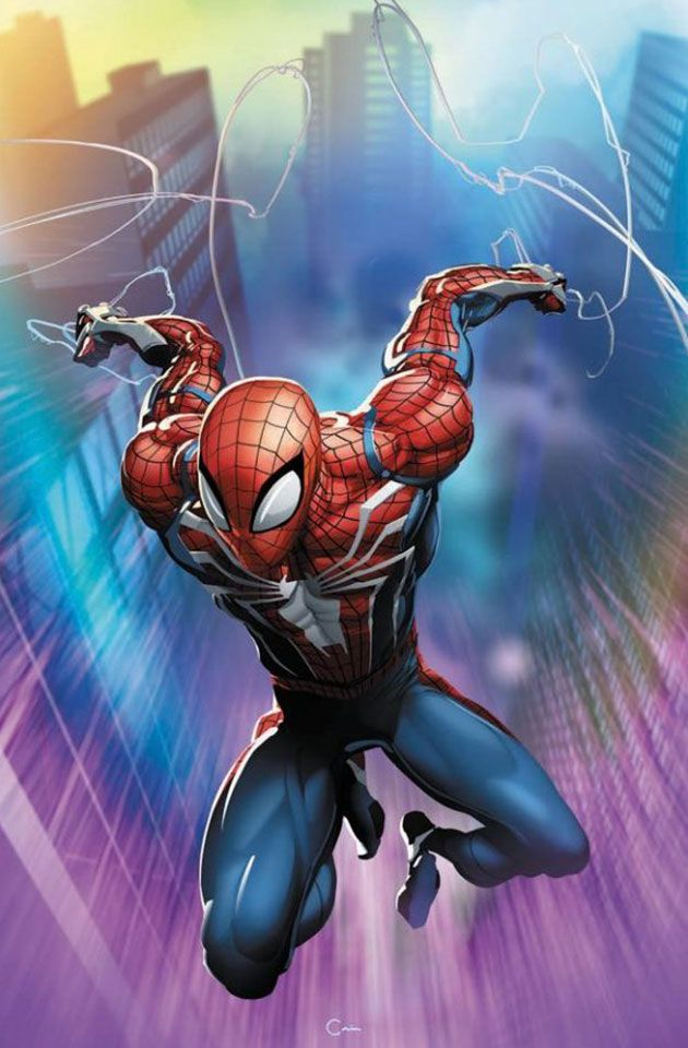 Spider-geddon Complete Series Variant Cover Checklist #comicbooks