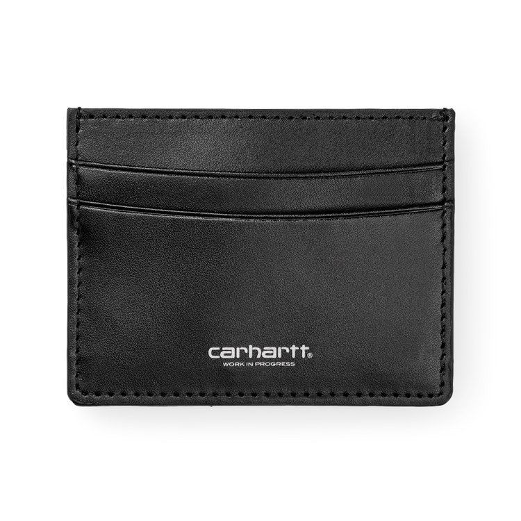 Carhartt wip leather card holder card holder leather