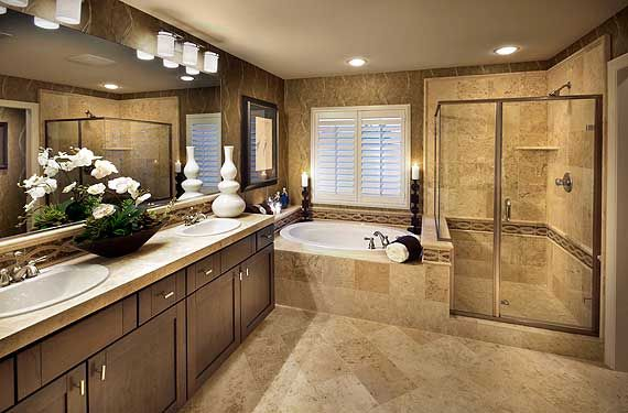 Montclaire in henderson nevada las vegas pardee homes for Bathroom remodel henderson nv