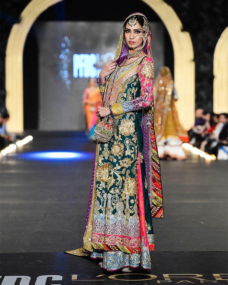 228753d5bc Rang Mahal Bridal Collection By Nomi Ansari | 1000 Designs Of ...