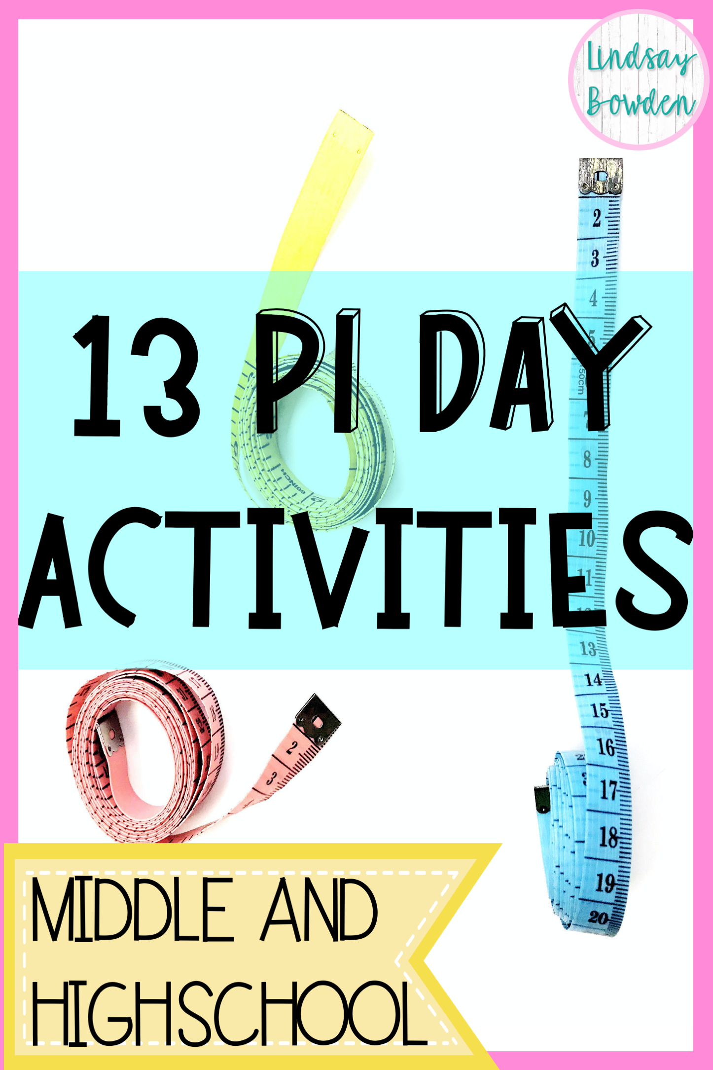 13 Pi Day Activities