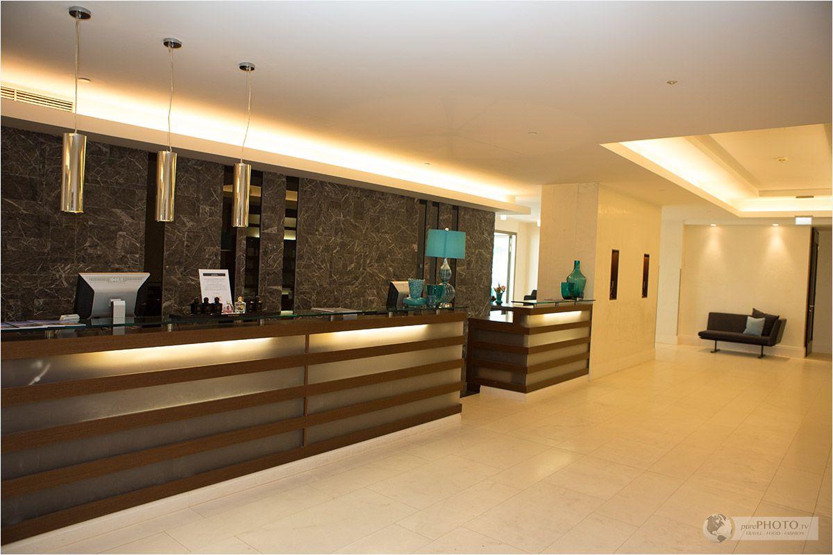 Acquapura Spa - Spa and wellness at Falkensteiner Schloss Hotel Velden at Wörthersee in Austria - #wellness #spa