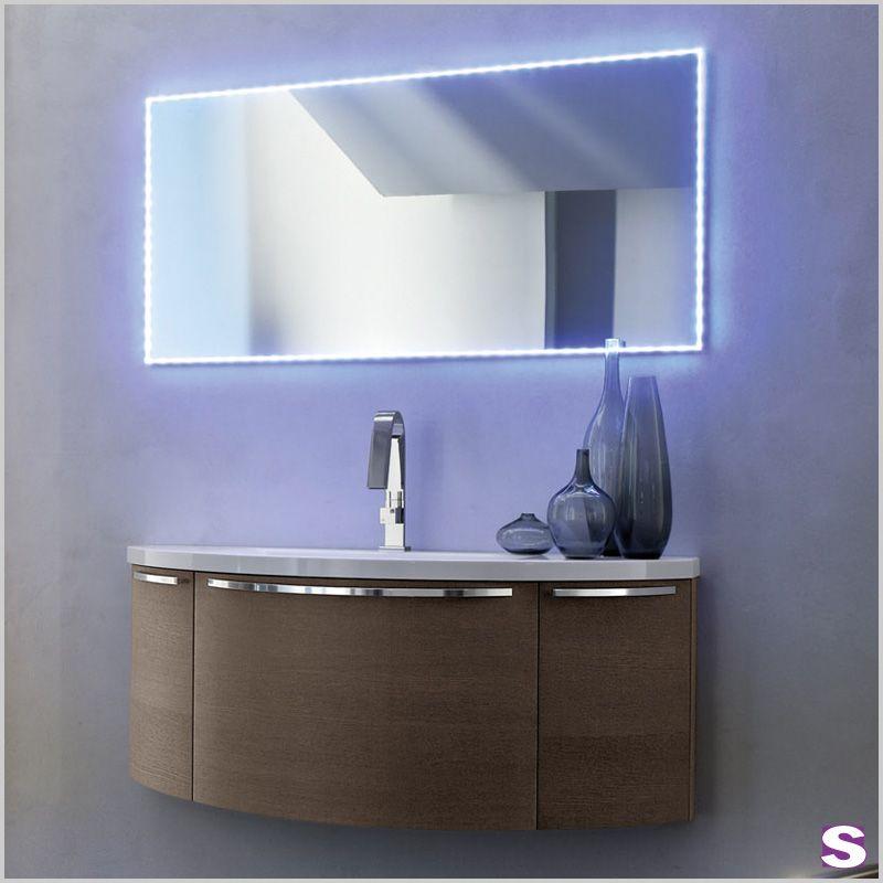 badmöbelbelbelset Odilo - Odilo richtet ein modernes Badezimmer - spiegel badezimmer mit beleuchtung